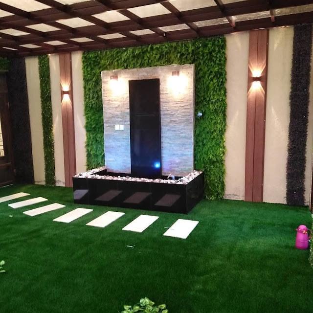 شركة تصميم شلالات بالطائف أفضل شلالات حدائق في الطائف
