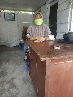 Giat penerimaan kartu Sembako PPKM Kelurahan Tinengi Sukses Dilaksanakan