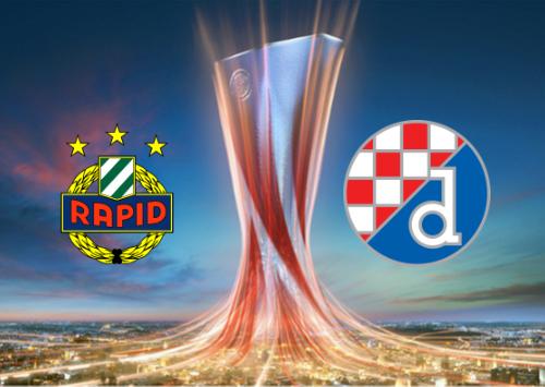 Rapid Vienna vs Dinamo Zagreb Highlights 21 October 2021