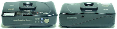 Fuji Cardia Travel Mini Dual P (Fujinon 28/45mm F3.5/5.6 lens) #369