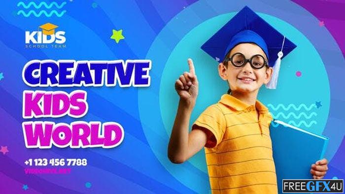 Creative Kids School Intro