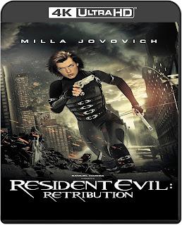 Resident Evil: Retribution [2012] [UHD] [Latino]