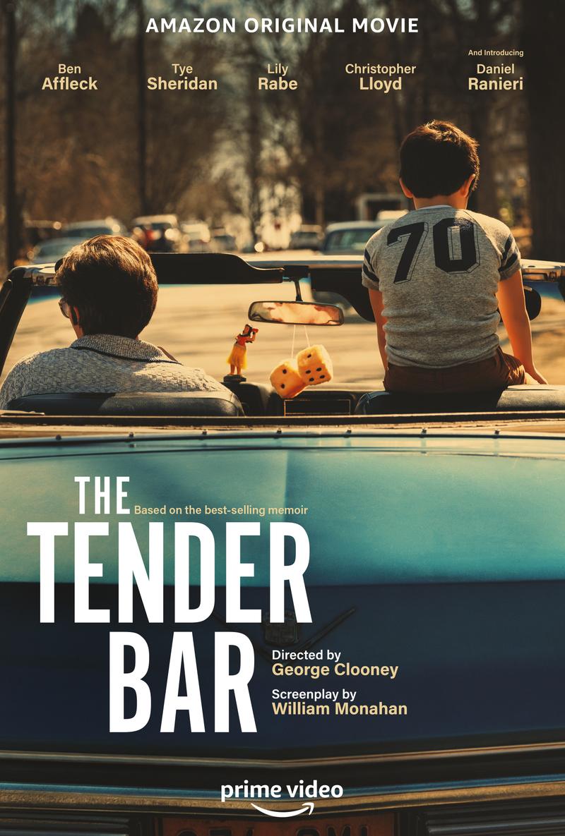 the tender bar poster