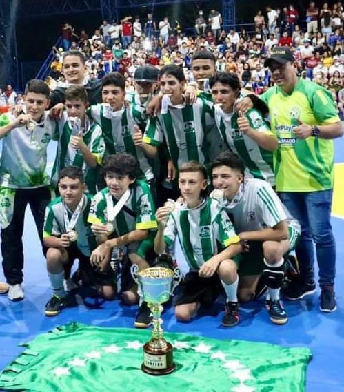 Risaralda consiguió un nuevo título en fútbol de salón