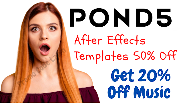 Pond5 Promo Code - 50% Off w/2022 Coupon
