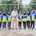Tournamen Volley Ball Pekan Arba II 2021 di Gelar