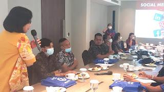 Santy Sastra Public Speaking, BNN Kabupaten Klungkung, Insan Media Tanggap Kota Ancaman Narkoba