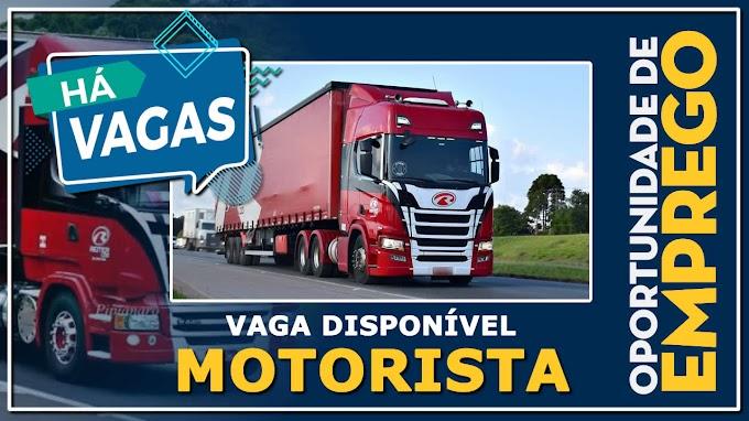 Transportadora Reiter Log  abre vagas para motorista carreteiro