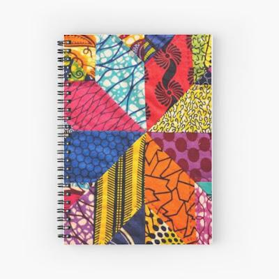 Buy Ankara Notebooks Ankara Book Covers