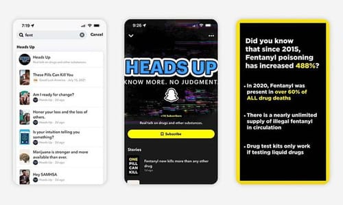 Snapchat takes action to combat drug smuggling