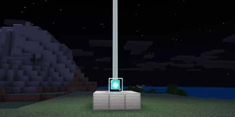 Cara Membuat Beacon di Minecraft