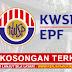 Kumpulan Wang Simpanan Pekerja (KWSP) Buka Pengambilan Kekosongan Jawatan Terkini ~ GAJI RM2,000 - RM2,800 / Mohon Sekarang!