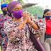 Sanwo-Olu's wife tasks nurses on effective healthcare delivery