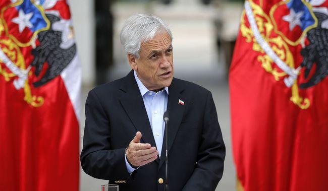 Presiden Chile Terancam Dimakzulkan Usai Namanya Masuk Pandora Papers soal Keterlibatan Penjualan Tambang