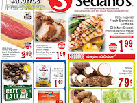 Sedanos Weekly Ad Preview October 27 - November 2, 2021