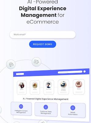 launched Vue.ai, which monitors a shoppers's behaviour
