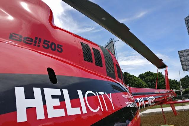 Sewa Helikopter Manado, Sulawesi Utara Biaya Murah