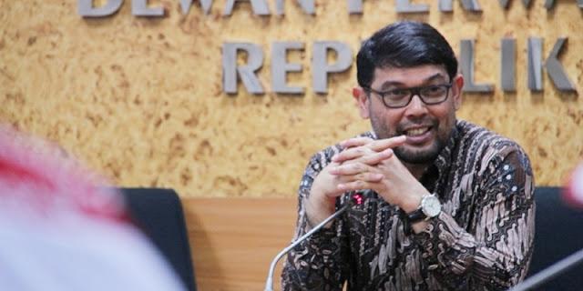 Nasir Djamil: Pembuat Mural Diburu, Wajar Demokrasi Indonesia Dipertanyakan