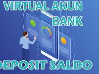 Cara Deposit Saldo Alfatrans Pulsa Melalui Virtual Account Bank 24 jam
