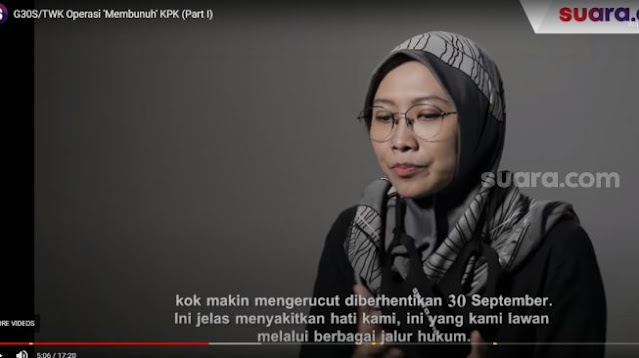 Pertanyaan Absurd TWK: Pegawai KPK Ditanya Suka Video P*rno hingga Dibikin Nangis