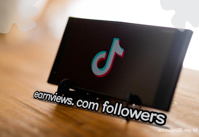 earnviews.com followers tiktok gratis like tiktok gratis klaim sekarang juga