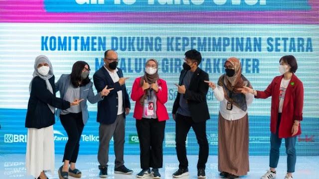 Direktur Utama Telkomsel Dijabat Perempuan 21 Tahun