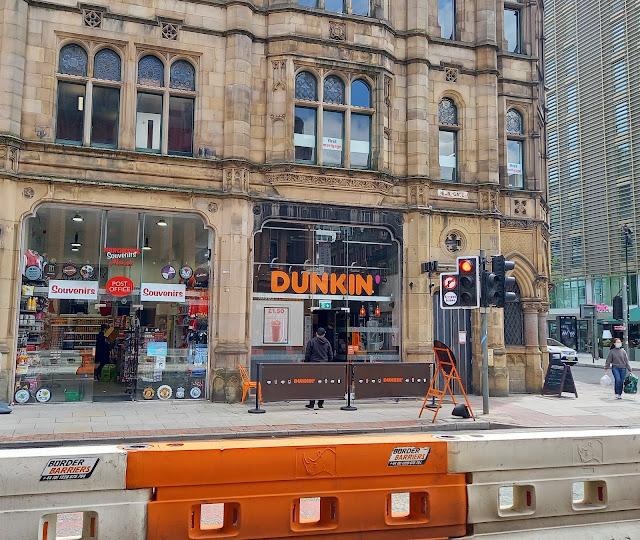 Dunkin' Manchester Deansgate