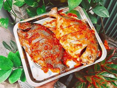 Cách làm món cá nướng từ nồi chiên không dầu