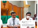 Ujaran Kebencian, Tokoh HKBP Di Nias Mengecam Postingan Milik Condrat Sinaga.