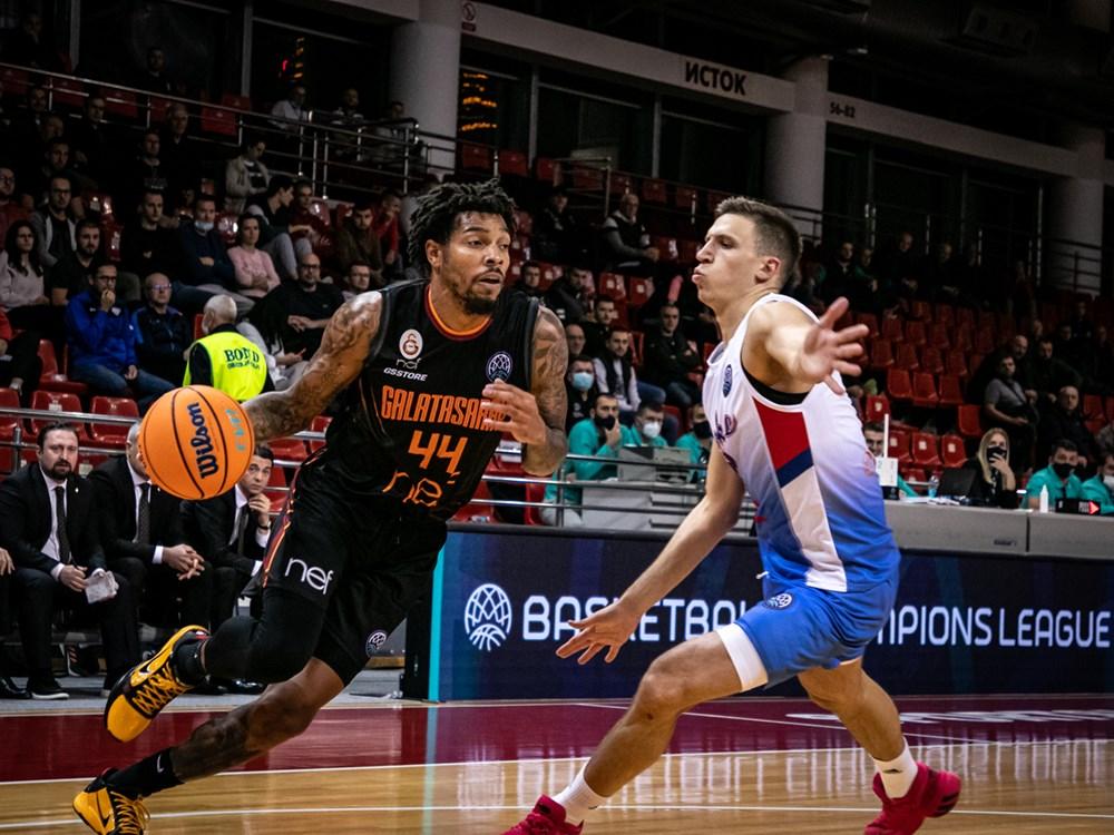 Basketball CL   Galatasaray, Igokea'yı devirdi!