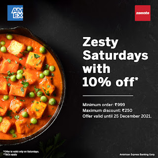 american express zomato offer