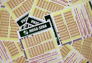 Imagem: Mega-Sena acumula e pagará R$ 6,5 milhões no dia 13, dezenas sorteadas 03, 07, 10, 11, 27, 46