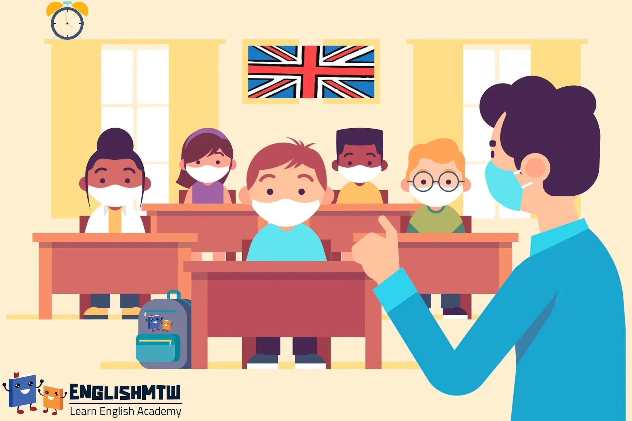 محادثات انجليزية للمبتدئين: حوار بين المعلمين والطلاب بالانجليزي