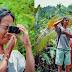 Babae Hindi Napigilan Na Maging Emosyonal Matapos Makakuha Ng Signal Para Sa Kaniyang Cellphone