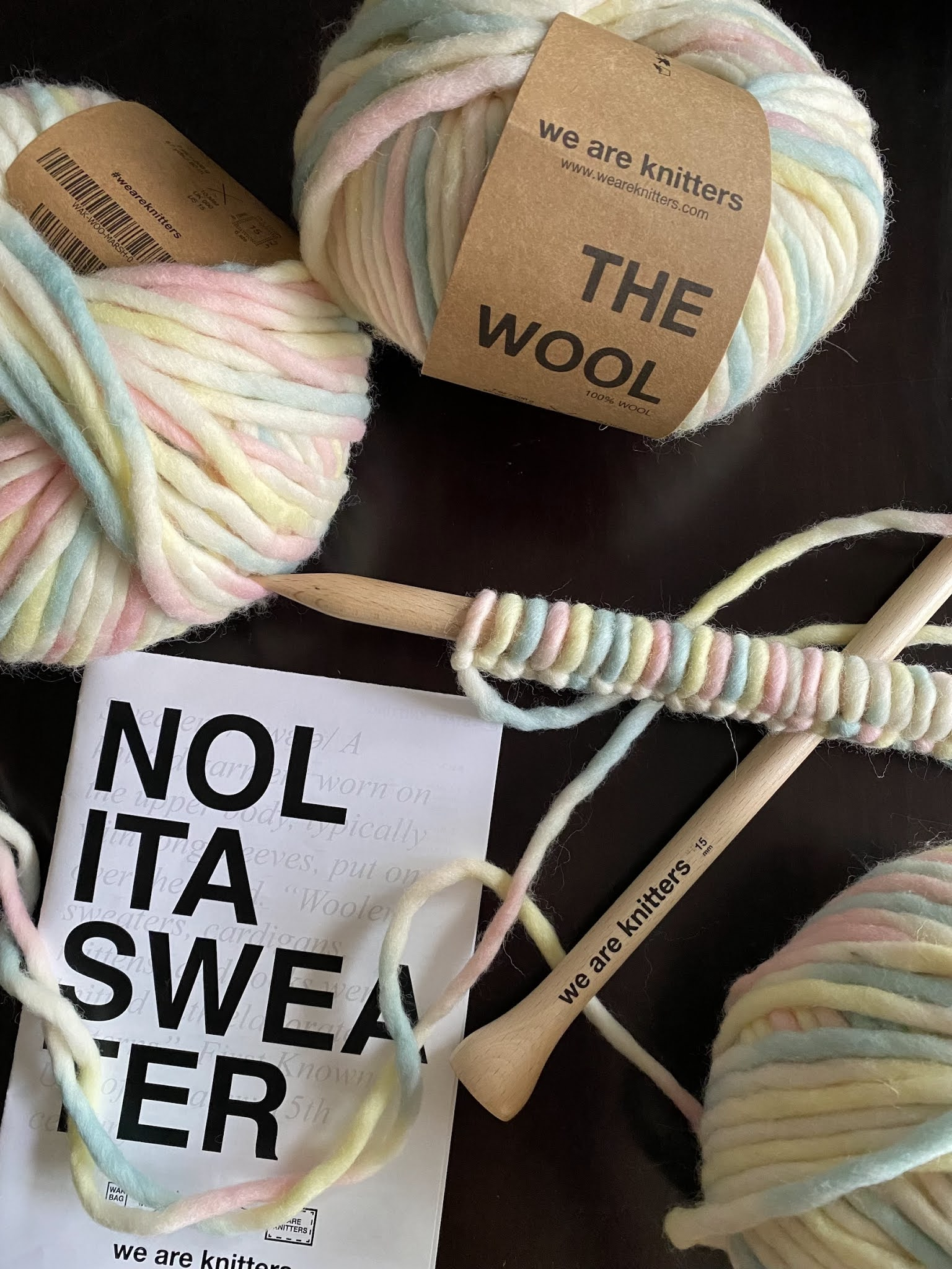 We Are Knitters Nolita Sweater review