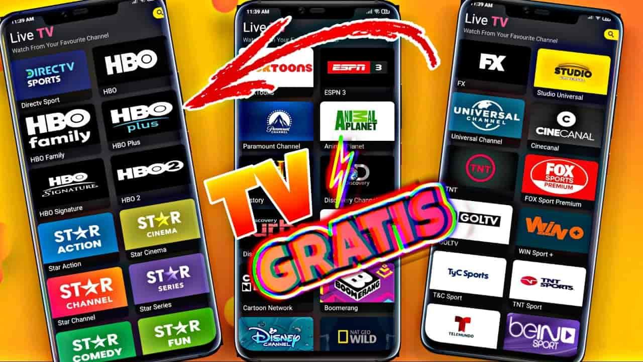 Duplex Play ᐉ La Mejor App para Ver TV de paga Gratis 2021