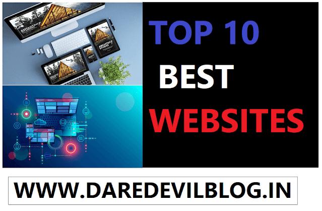 Top 10 Best Website you get helpful in Future,Technical Info.,Best Informative websites