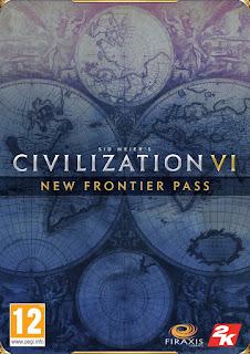 Sid Meier's Civilization VI New Frontier PC