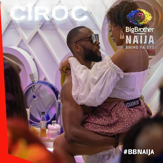 Big Brother Naija housemate, Maria,momusicdate,