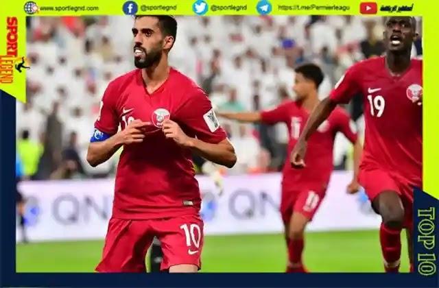افضل الاعبين في تاريخ قطر