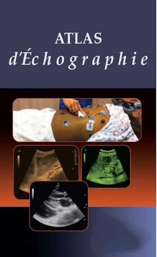 ATLAS d'Échographie PDF gratuit