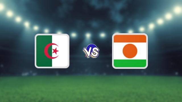 نتيجة مباراة الجزائر والنيجر اليوم 12-10-2021 في التصفيات الافريقيه المؤهله لكاس العالم