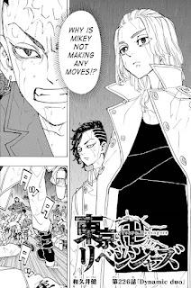 Read Tokyo Revengers Manga Chapter 226 English