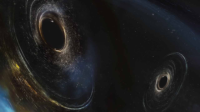 The universe teems with weird black holes, gravitational wave hunters find