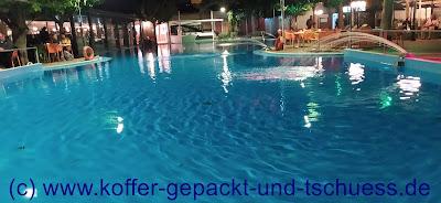 Corissia Princess Hotel Pool im Corissia Park