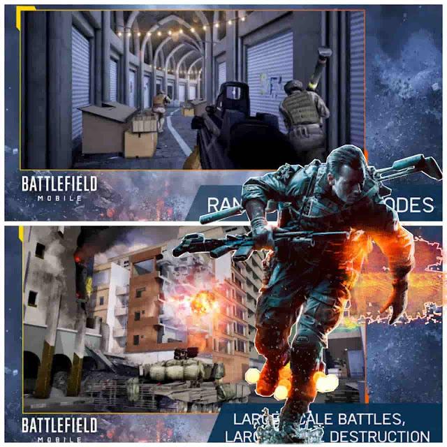 Battlefield Mobile APK Ultima Versión Para Android 2021
