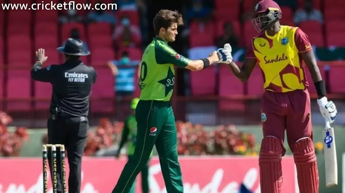 T20 World Cup 2021 | Warm-up Match | Pakistan defeated West Indies by 7 wickets