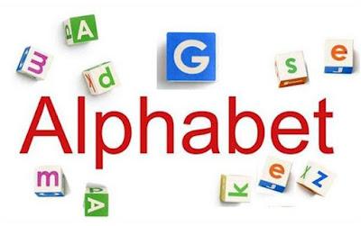 Alphabet, Perusahaan induk Google