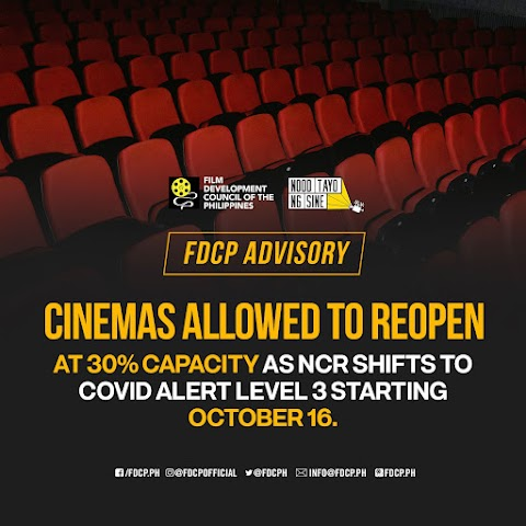 On the Reopening of Cinemas in NCR
