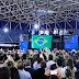 Presidente Jair Bolsonaro inaugura ampliação e modernização do aeroporto de Maringá no Paraná
